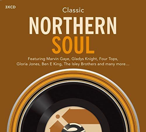 Various<br>Classic Northern Soul<br>3CD, Comp